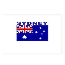 Sydney, Australia Postcards (Package of 8)