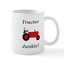 Red Tractor Junkie Mug