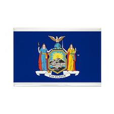 New York flag Magnets