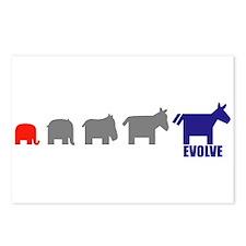 """Evolve"" Postcards (Package of 8)"