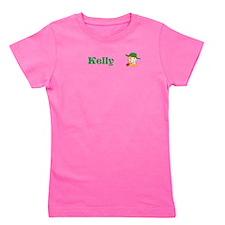 Kelly Custom Name Leprechaun St. Patricks Day Girl