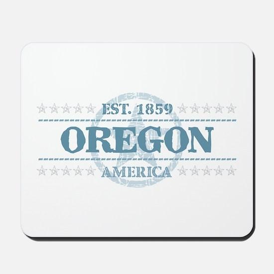 Oregon Mousepad