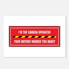 I'm the Operator Postcards (Package of 8)