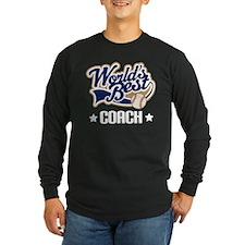 Baseball Coach (Worlds Best) T