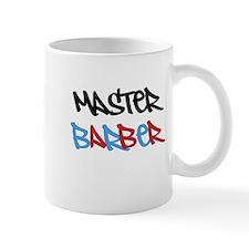 MASTER BARBER Mugs