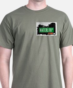 Waterloo Pl, Bronx, NYC T-Shirt
