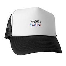MASTER BARBER Trucker Hat