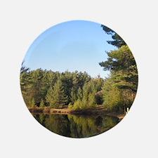 """Adirondack Lake 3.5"""" Button"""