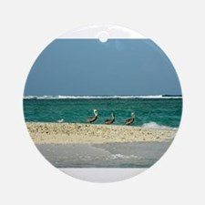 My Island Ornament (Round)