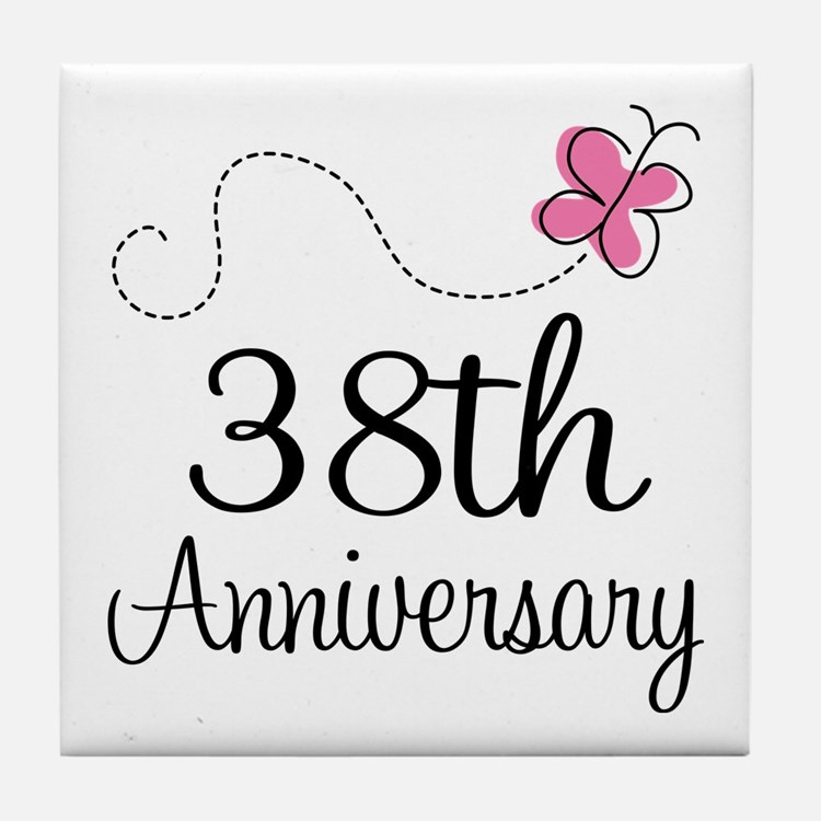 38th Wedding Anniversary Gift Ideas: 38Th Wedding Anniversary Gifts For 38th Wedding