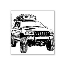 Jeep Grand Cherokee Expedition (WJ) Sticker