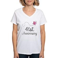 41st Anniversary Butterfly Shirt