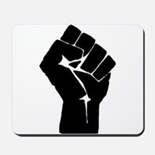 Solidarity Salute Mousepad