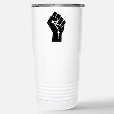 Solidarity Salute Travel Mug