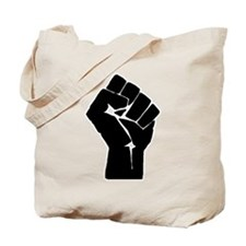 Solidarity Salute Tote Bag