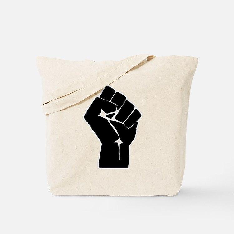 Solidarity Salute Tote Bag