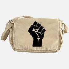Solidarity Salute Messenger Bag