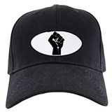 Black power Baseball Cap with Patch