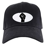 Fist Baseball Cap with Patch