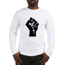 Solidarity Salute Long Sleeve T-Shirt