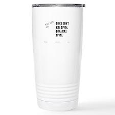 Unique Sql Travel Mug
