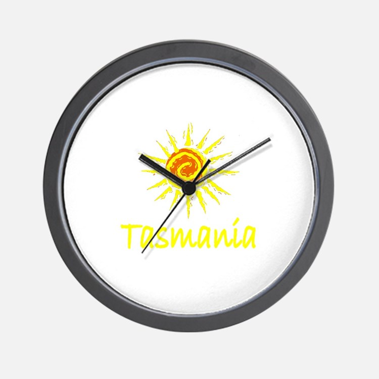 Tasmania Clocks Tasmania Wall Clocks Large Modern