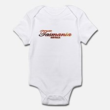 Tasmania, Australia Infant Bodysuit