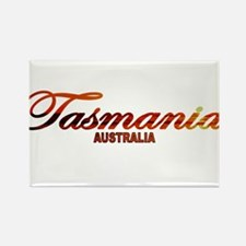 Tasmania, Australia Rectangle Magnet