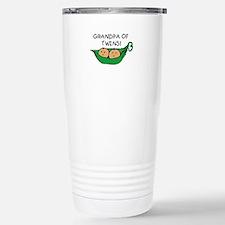 Funny Nana and grandpa Travel Mug