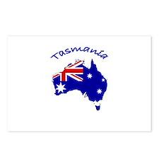 Tasmania, Australia Postcards (Package of 8)