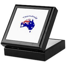 Tasmania, Australia Keepsake Box
