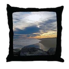 Westhampton Beach Throw Pillow