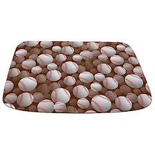 Baseball Bathmat