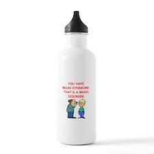 BRAIN syndrome Water Bottle