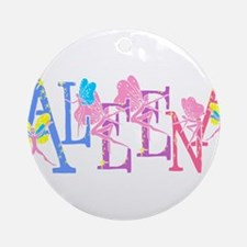 ALEENA_FAIRY_1.png Ornament (Round)