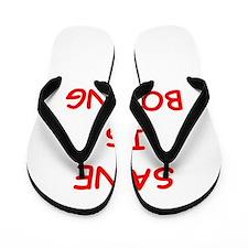 sanity Flip Flops