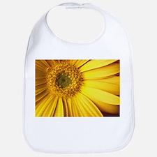 UP CLOSE [yellow daisy] Bib