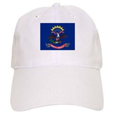North Dakota flag Baseball Baseball Cap