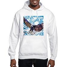 Native Eagle Hoodie