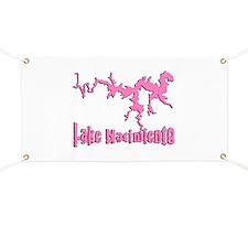 LAKE NACI w DRAGON [6 pink] Banner