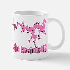LAKE NACI w DRAGON [6 pink] Mug