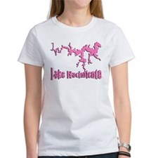 LAKE NACI w DRAGON [6 pink] Tee
