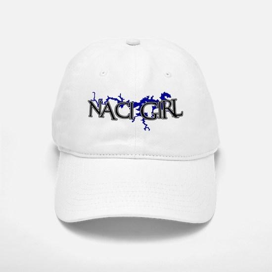 NACI GIRL [3] Baseball Baseball Baseball Cap