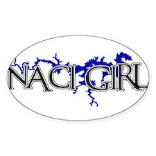 NACI GIRL [3] Decal