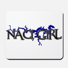NACI GIRL [3] Mousepad