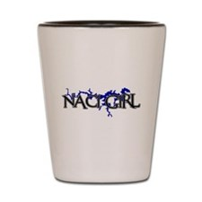 NACI GIRL [3] Shot Glass