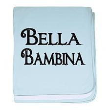Bella Bambina 2 baby blanket