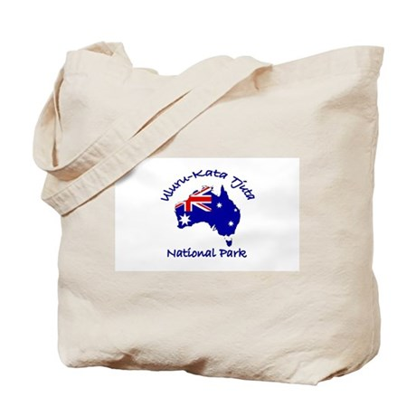 Uluru-Kata Tjuta National Par Tote Bag
