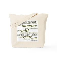 Shaw Quote No. 2 Tote Bag