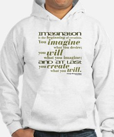 Shaw Quote No. 2 Hoodie